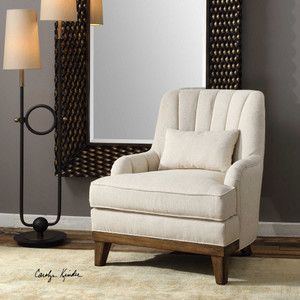 Denney Accent Chair by Uttermost