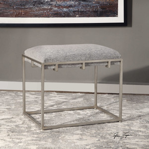 Edie Small Bench by Uttermost