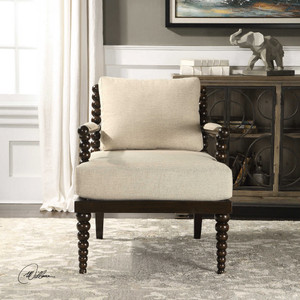 Lachlan Accent Chair by Uttermost