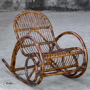 Arlo Rocking Chair by Uttermost
