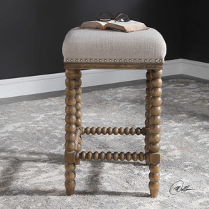 Pryce Counter Stool by Uttermost