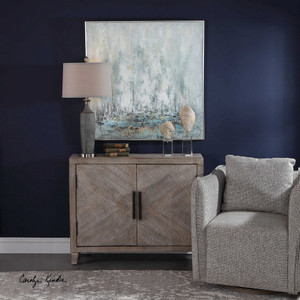 Adalind Accent Cabinet by Uttermost