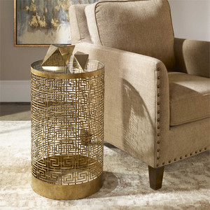 Algernon Accent Table - by Uttermost
