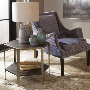 Alicia Accent Table by Uttermost