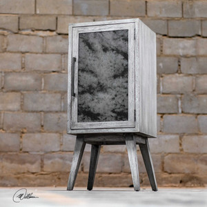 Iberia Wine Cabinet by Uttermost