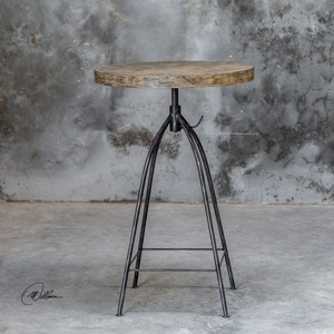 Dalvin Pub Table by Uttermost