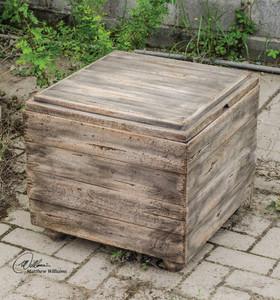 Avner Cube Table by Uttermost