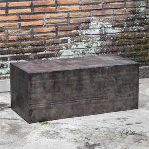 Breck Coffee Table - by Uttermost