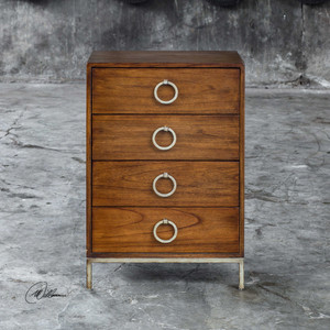 Lucette Drawer Chest by Uttermost