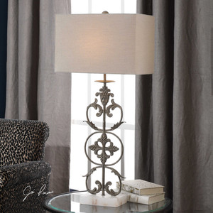 Gerosa Table Lamp by Uttermost