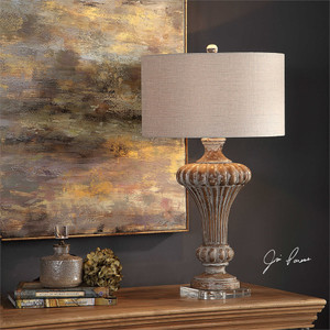Treneece Table Lamp - by Uttermost