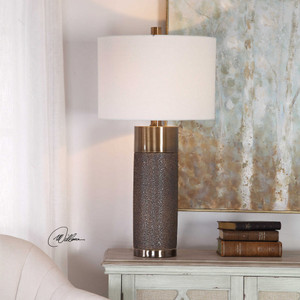 Brannock Table Lamp by Uttermost