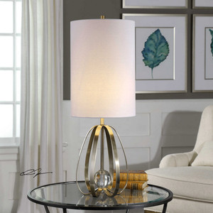 Avola Accent Lamp by Uttermost