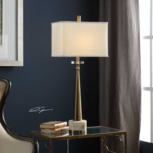 Verner Buffet Lamp by Uttermost