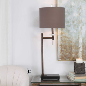 Oletha Buffet Lamp by Uttermost