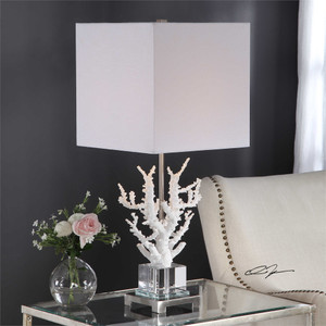 Corallo Table Lamp - by Uttermost