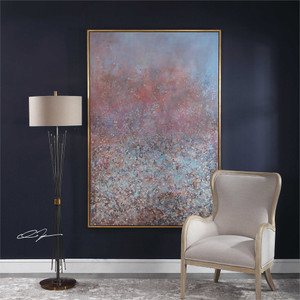 Patina Hand Painted Canvas - by Uttermost