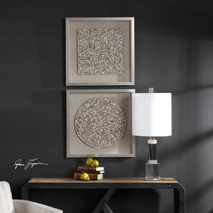 Arline Shadow Box S/2 by Uttermost