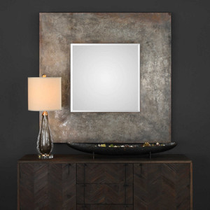 Kanti Square Mirror by Uttermost