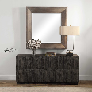 Thanos Square Mirror by Uttermost