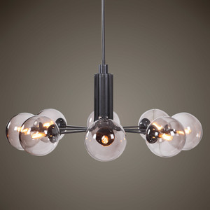 Harper 8 Lt. Chandelier by Uttermost