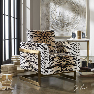 Hollyn Accent Chair by Uttermost