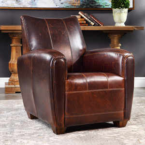 Booker Accent Chair by Uttermost