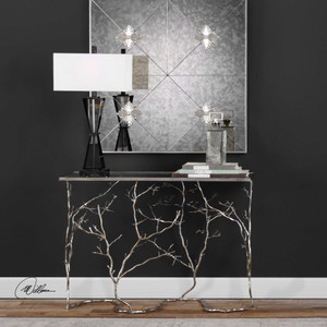 Winter Branches Console Table by Uttermost