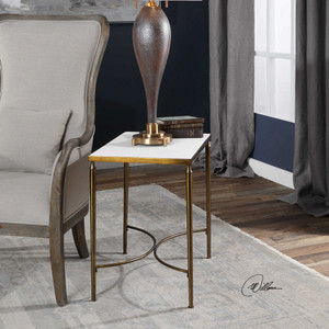 Brooklyn Side Table by Uttermost