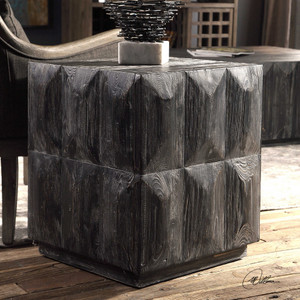 Barlas End Table by Uttermost