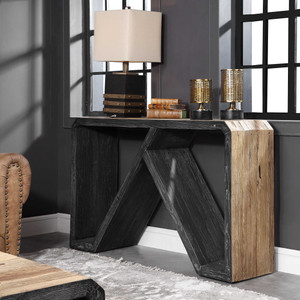 Rudyard Console Table by Uttermost