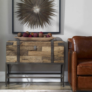 Chester Storage Trunk by Uttermost