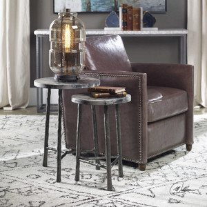Evie Accent Tables S/2 by Uttermost