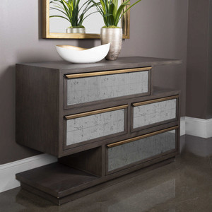 Bernard Drawer Chest by Uttermost