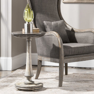 Lorcan Accent Table by Uttermost