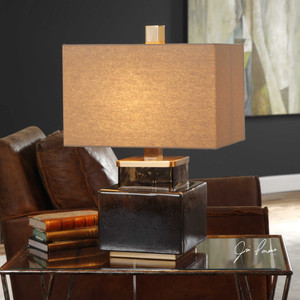 Taron Table Lamp by Uttermost