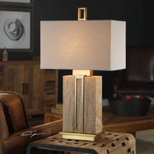 Nadav Table Lamp by Uttermost