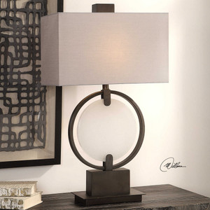 Ames Table Lamp by Uttermost