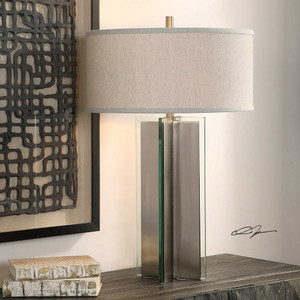 Bowden Table Lamp by Uttermost