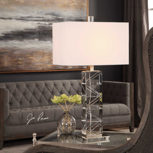 Valen Table Lamp by Uttermost