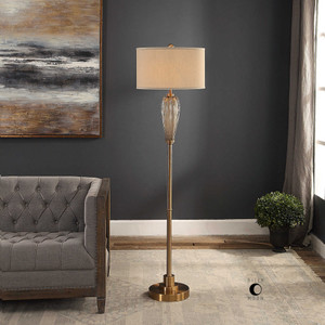 Fauna Floor Lamp by Uttermost