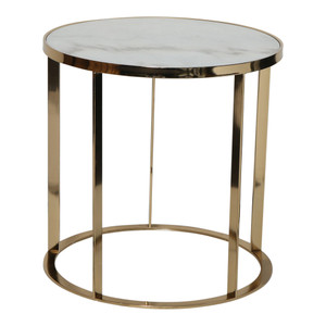 Lincoln Side Table by Maison Living