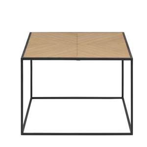 Zakari Parquet Square Coffee Table by Maison Living