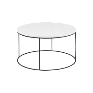 Aapo Round Marble Coffee Table by Maison Living