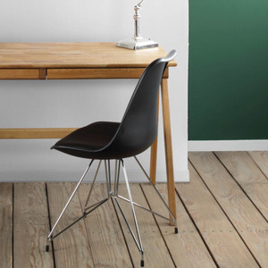 Somers Dining Chair Black by Maison Living
