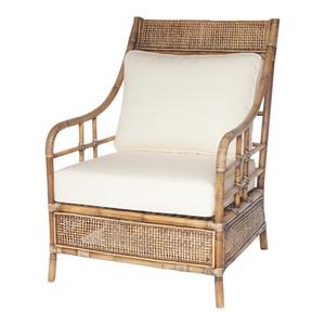Bahama Rattan Armchair by Maison Living
