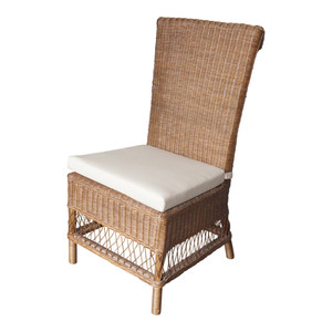 Bahama Rattan Dining Chair by Maison Living