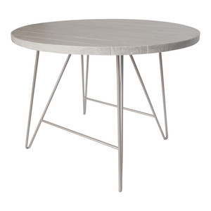 Hayman Round Dining Table 100cm by Maison Living