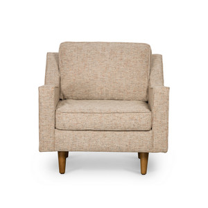 Tait Armchair - Basketweave Speckle by Maison Living