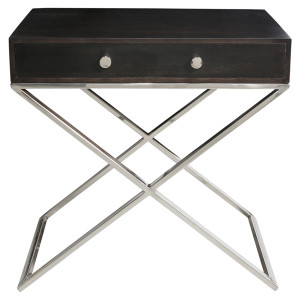 Bombay Modern Side Table by Maison Living